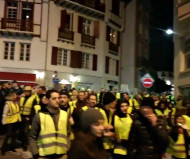 Week 13 of yellow vest protests