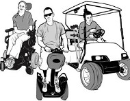 Motorized vehicles