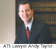 ATS lawyer Andy Taylor