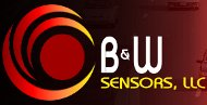 B and W logo