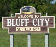 Bluff City, TN