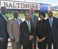 Baltimore officials