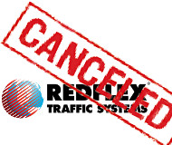 Cancelled Redflex