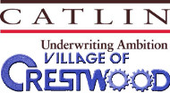 Catlin and Crestwood logos