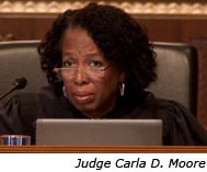 Judge Carla D. Moore