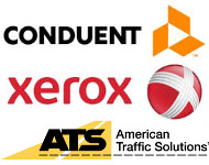 Conduent and ATS logos