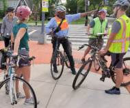 DC bicyclists