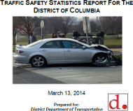 Accident report cover