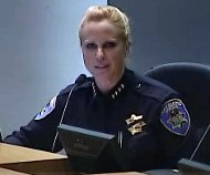 Police Chief Diane Urban
