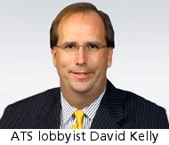 ATS lobbyist David Kelly