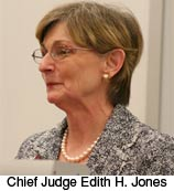 Chief Judge Edith H. Jones