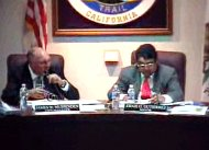 El Monte, CA city council