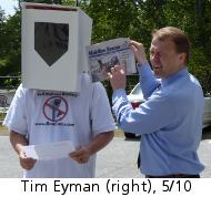 Tim Eyman (right), 5/24/10