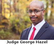 Judge George Hazel