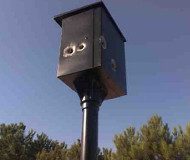 Shotgun speed camera