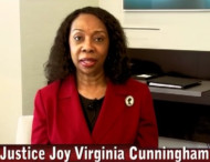Judge Joy V. Cunningham