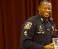 Officer Michael A. Brown