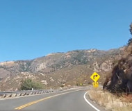 Palomar Mountain Road