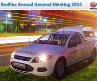 Redflex Annual Meeting 2014