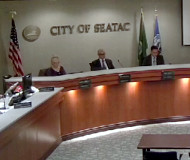 SeaTac city council