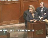 Representative Karen St. Germain