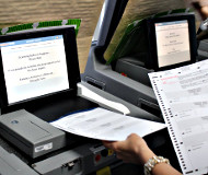 Sweetwater, Florida election machines