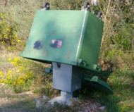 Coriscan speed camera