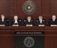 Texas Court of Appeals