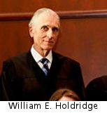 Judge William E. Holdridge