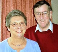 Peter and Jean Williams