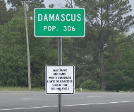 Damascus, Arkansas