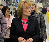 Governor Maggie Hassan