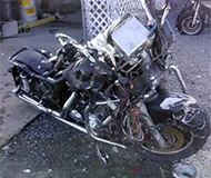 Lankford motorcycle remains